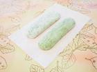なまこ餅(青のり、ごま)